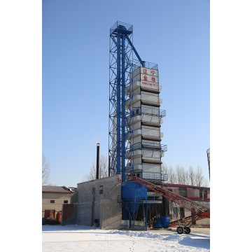 High Capacity Wheat Rice Corn Grain Dryer