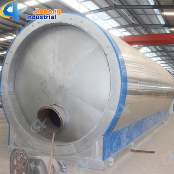 Waste Crude Oil Refining Machine