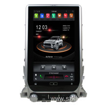 Stereo mobil bluetooth panas 2018 Land Cruiser