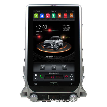Ukuthengiswa okushisayo kwe-bluetooth car stereo 2018 Land Cruiser