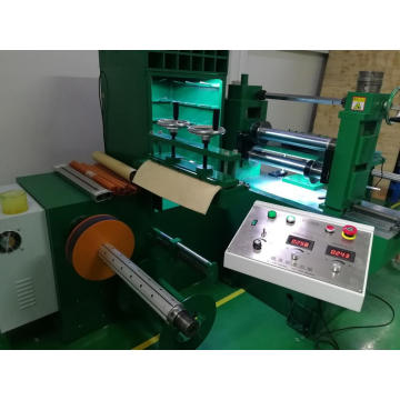Seamless expansion and shrinkage slitting machinery