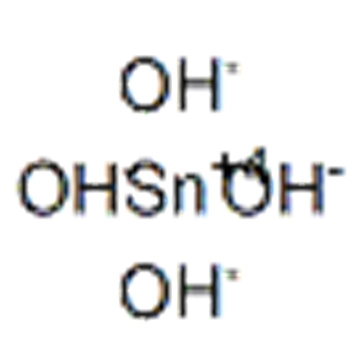 Tin hydroxide(Sn(OH)4),( 57252234,T-4)- CAS 12054-72-7