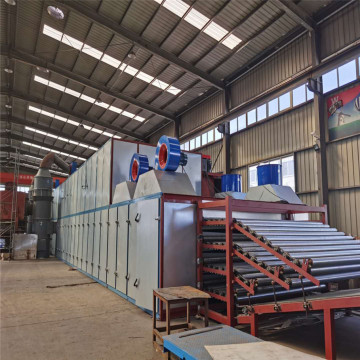Roller Biomass Veneer Drying Machine
