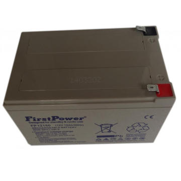 Reserve Photographic lighting Battery 12V15Ah