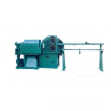 Steel Straighting and Cutting Machine