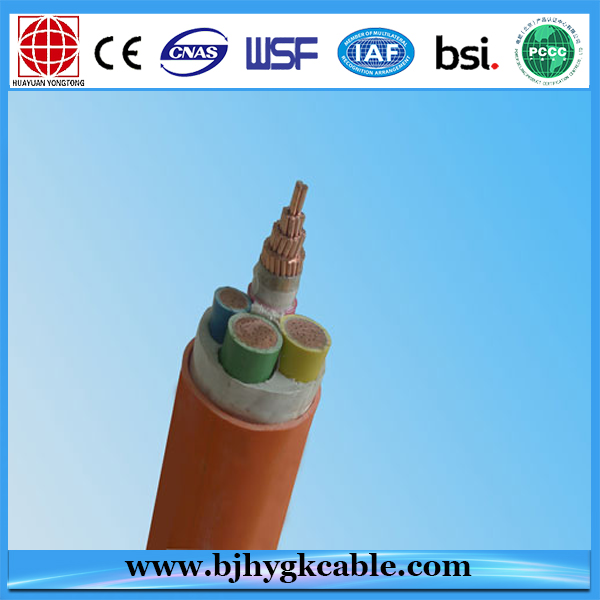 Mica Insulated Fire Resistent Cable