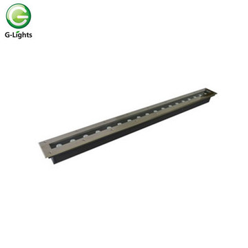 18watt LED Recessed Linear Underground Light