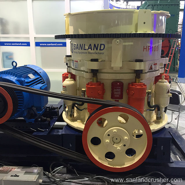 Sanland Cone Crusher is your needs