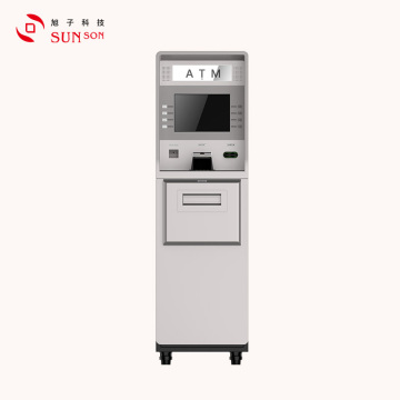 Cash-in/Cash-out ATMs Automated Teller Machines