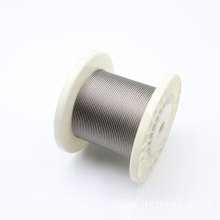 Stainless Steel Wire Rope 304 Non Magnetic 6X19