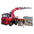 IVECO 8X4 Truck With Articulated Crane 25-30 Tons