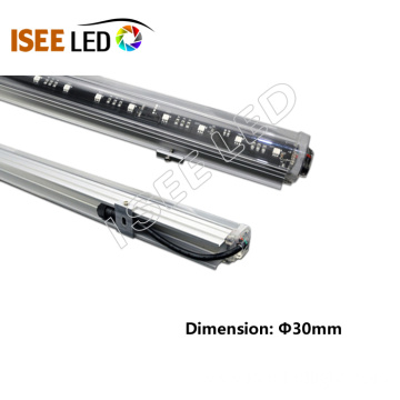 LED RGB Video Tube for Outdoor Lighting