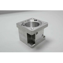 CNC milling anodized machining components