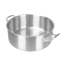 Stainless Stee Compound Bottom Sauce Pots