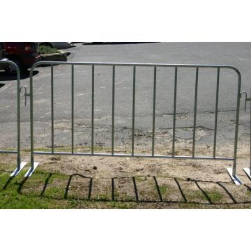 Galvanized Crowd Control Traffic Safety Barrier For Sale
