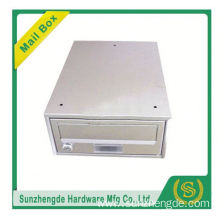 SMB-064SS Hot selling waterproof mailbox for wholesales