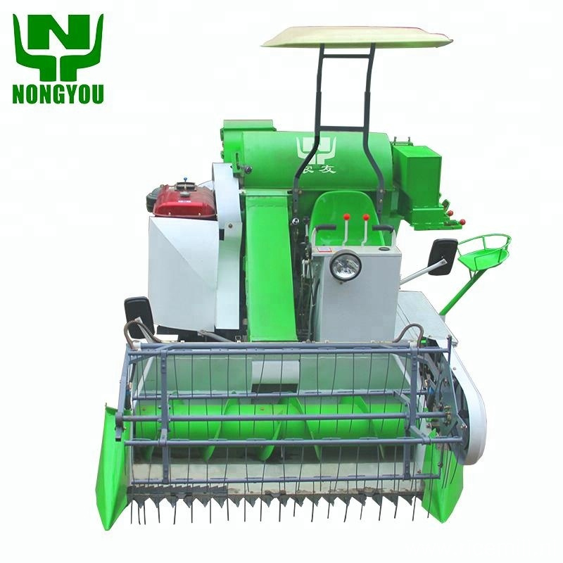 Mini rice harvester philippines