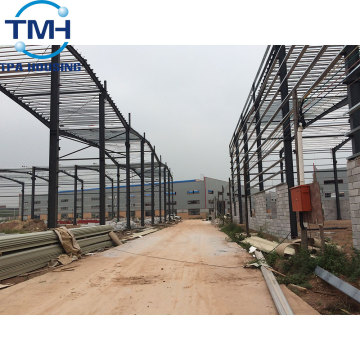Popular Light Steel Structure Workshop Building