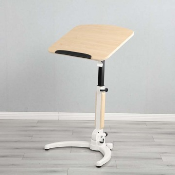 Adjustable Height Movable Sit Standing Desk