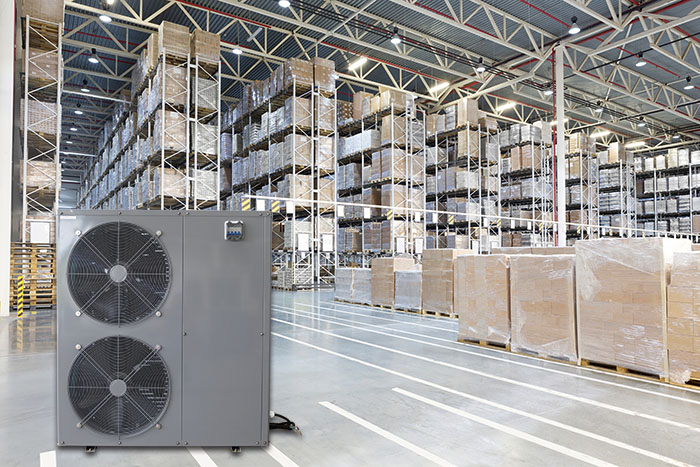 High Temperature Heat Pump Industry