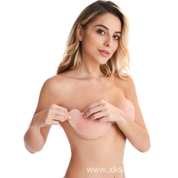 Lift up invisible bra tape silicone bras