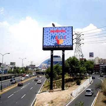 Outdoor P6 Full Color LED Screen Display Billboard