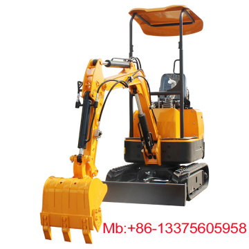 1 ton excavator chinese micro excavator for sale