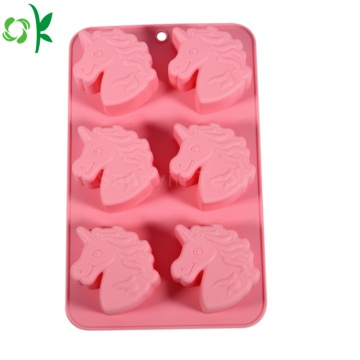 Food Grade Unique Silicone Chocolate Mold