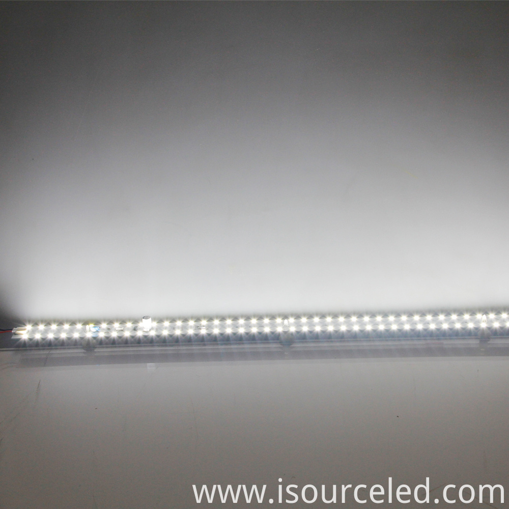 White LED board SMD LED Module 9w power up diagram