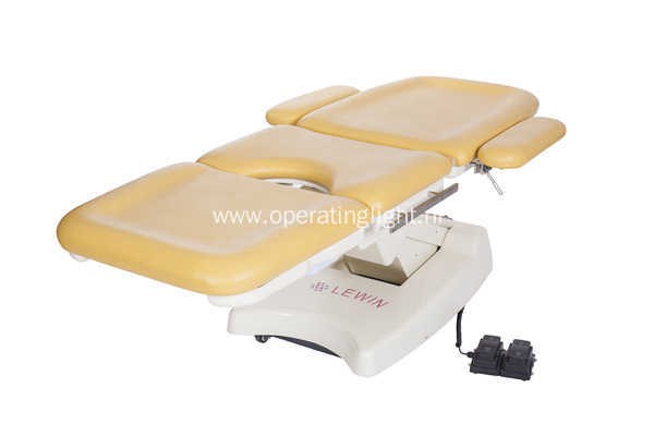 Pink Multifunction Electric Obstetric Beds (Crelife 2000)