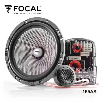 FREE SHIPPING 2SETS ,1SET FOCAL165AS AS AND 1SET MOREL Maximo 602 Component CAR SPEAKERS TWEETERS CROSSOVERS IN STOCK