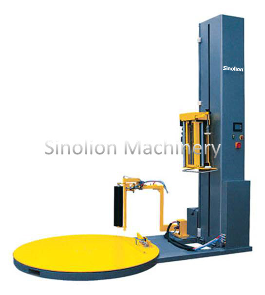 Pallet Stretch Wrapping Machine