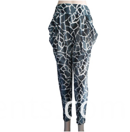print Lady's Leggings