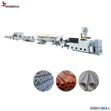 315-630 PVC large pipe extrusion line
