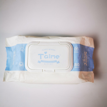 Unscented And Safe Sensitive Baby Wipes