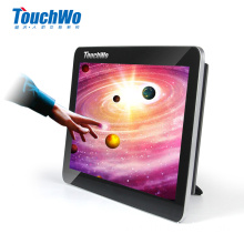 Black 13.3 inch touch desktop AIO pc