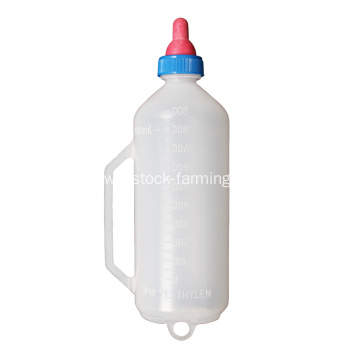 1500ml goat milk bottle for lambs feeding