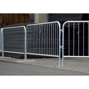 Real Factory Used Plastic Coated Road Safety Barriers