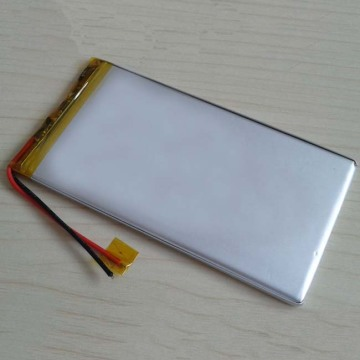 3060120 2500mah mobile power battery medical equipment