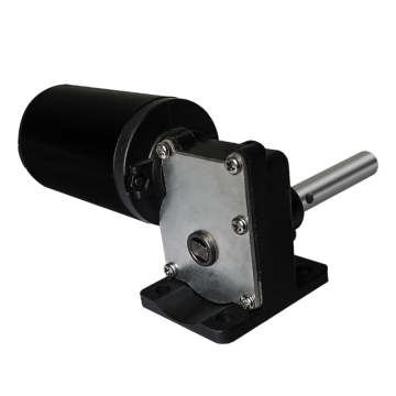 High Torque DC Motor 12V or 24V DC Gear Motor with Gearbox