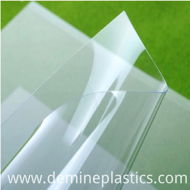 Clear Polycarbonate Film