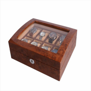 Wooden Watch Organizer Box for Men