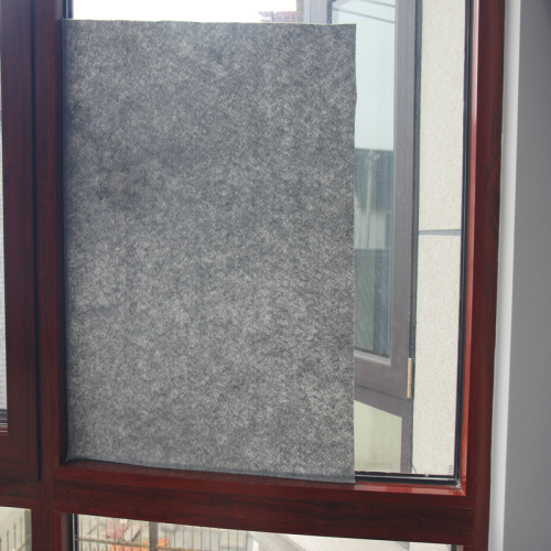 Temporary Window Protection Sheet For Construction