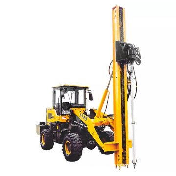 HW930 Threaded Nail Pile Driver