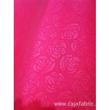 Polyester emboss fabric for bed sheet