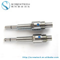 Ball screw and round ballnut pitch 2mm spindle