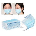 individually wrapped face masks