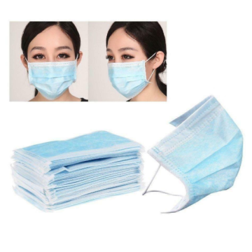 non-woven disposable face mask