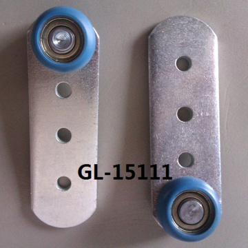Curtain Track Rollers for Trailers
