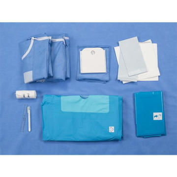 Medical Sterile Disposable Surgical Extremity Drape